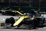 F1 | 調子を上げるルノーF1、今後の目標は「毎戦でトップ5入りすること」とリカルド