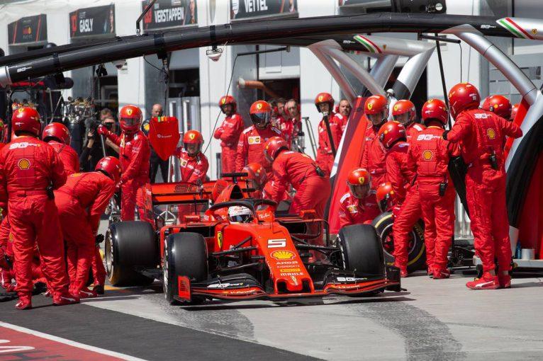 F1 | 「メルセデスに挑むためには、数回のアップグレードが必要」フェラーリF1、オーストリアとイギリスでも新パーツ投入を予定