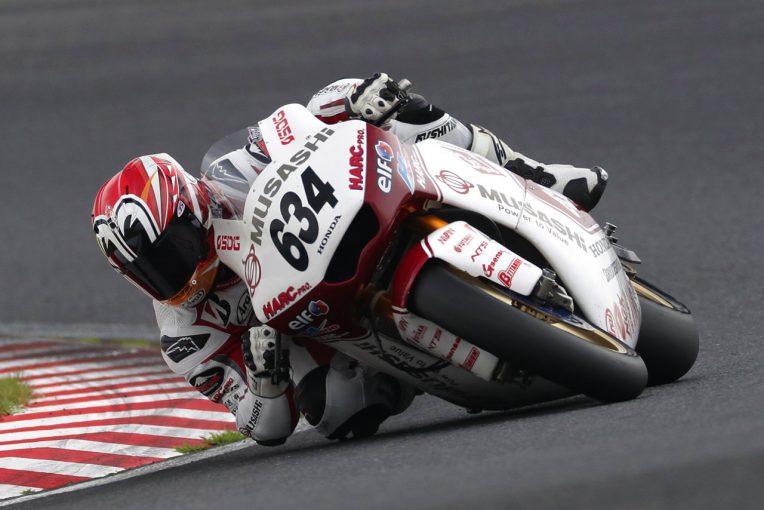 MotoGP | 全日本ロード筑波ラウンドが開幕。ラストイヤーのJ-GP2は名越がトップ/【タイム結果】ART合同走行
