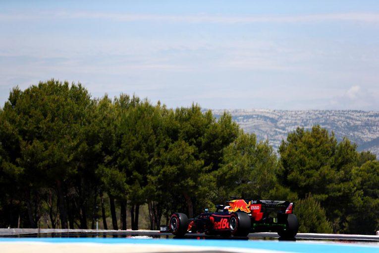 F1 | 【タイム結果】F1第8戦フランスGPフリー走行1回目