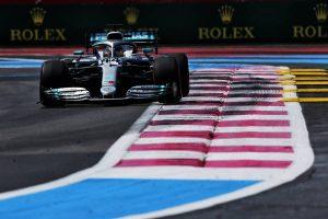F1 | F1フランスGP FP1:メルセデスが1-2発進。スペック3投入のレッドブル・ホンダはタイヤのグリップ不足に苦戦