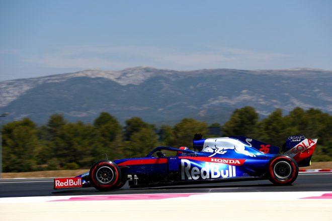 2019年F1第8戦フランスGP ダニール・クビアト(トロロッソ・ホンダ)
