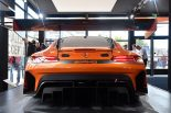 新型メルセデスAMG GT3のリヤビュー