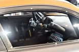 新型メルセデスAMG GT3のコクピット