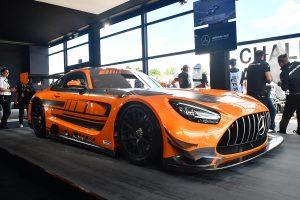 スーパーGT | メルセデスAMG、各所を大幅リファインした新型メルセデスAMG GT3を公開。2019年末から販売