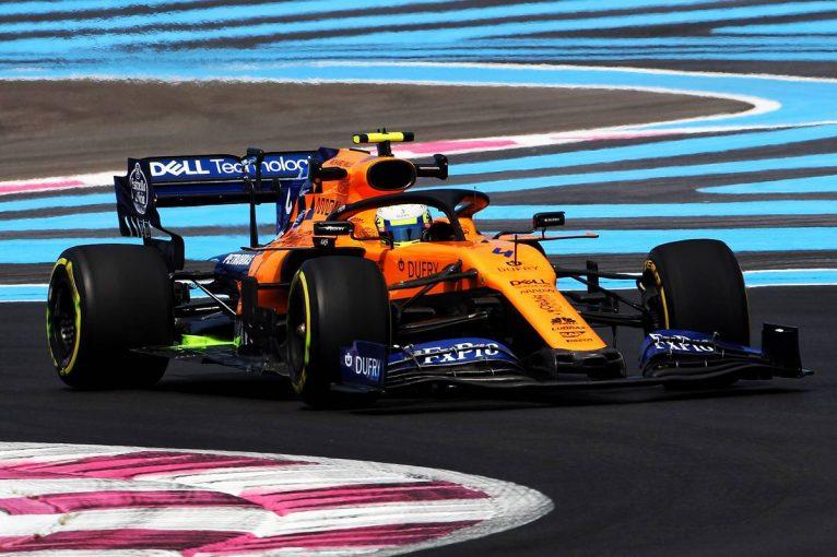 F1 | 【タイム結果】2019年F1第8戦フランスGP フリー走行2回目