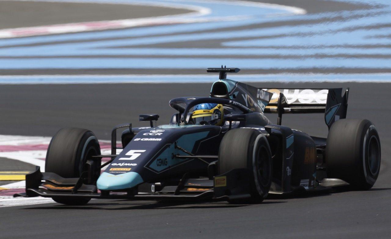 【順位結果】FIA-F2第5戦フランス予選