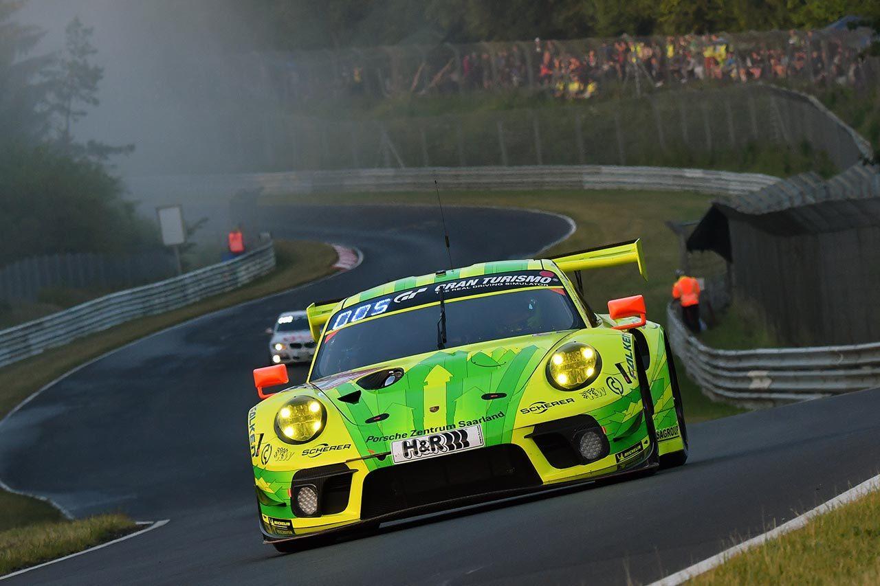 ニュルブルクリンク24時間:予選はメルセデスAMG勢がワン・ツー。KONDO Racingは25番手から決勝へ