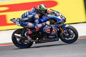MotoGP | SBK第7戦イタリアFP2でファン・デル・マークがハイサイド転倒。複数の骨折を負い欠場へ