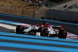 2019年F1第8戦フランスGP キミ・ライコネン(アルファロメオ)