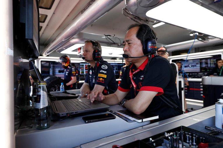 F1 | ホンダF1田辺TD初日インタビュー:FP2のデプロイ切れは想定内。「データを解析して最適化を図っていきます」