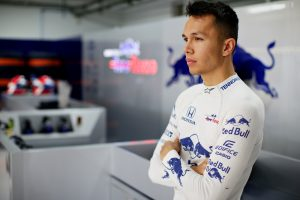 F1 | 2019年F1第8戦フランスGP アレクサンダー・アルボン(トロロッソ・ホンダ)