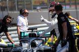 F1 | ハミルトン、フェルスタッペンとのニアミスで審議もペナルティを免れる「突然コントロールを失い驚いた」:メルセデス F1フランスGP金曜