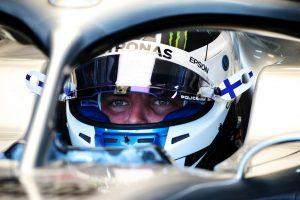 F1 | ボッタス初日最速「速さはあるが、マシンバランスがまだ完璧ではない」:メルセデス F1フランスGP金曜