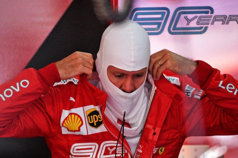 F1 | ベッテル、結婚後の初グランプリで金曜4番手「アップデートが期待ほどのパフォーマンスを発揮していない」:フェラーリ F1フランスGP
