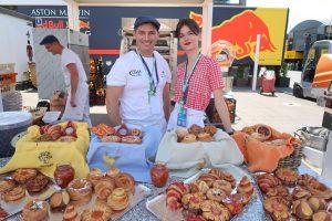 F1 | 【ブログ】美食の国フランスではサーキットの食べ物も妥協なし/F1第8戦フランスGP現地情報