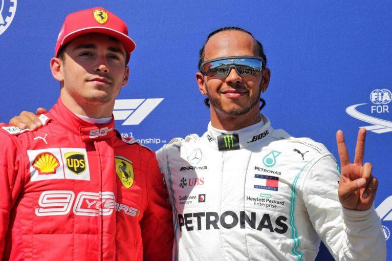 F1   F1第8戦フランスGP予選:メルセデスがライバルを圧倒。フェルスタッペンは大躍進のマクラーレンを僅差で下し2列目確保