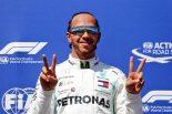2019年F1第8戦フランスGP ルイス・ハミルトンがポールポジションを獲得