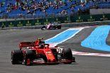 2019年F1第8戦フランスGP シャルル・ルクレール(フェラーリ)
