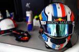 2019年F1第8戦フランスGP ピエール・ガスリー ヘルメット(レッドブル・ホンダ)