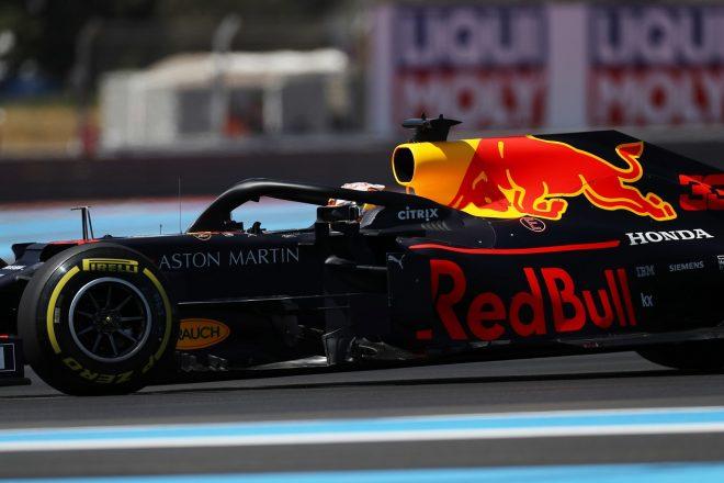 2019年F1第8戦フランスGP マックス・フェルスタッペン(レッドブル・ホンダ)