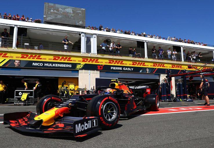 F1 | レッドブル・ホンダF1密着:母国フランスGPの予選で不振にあえぐガスリー。決勝はソフトタイヤでのスタートも逆風に
