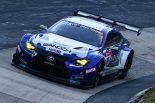 レーシングプロジェクトバンドウ×NOVEL Racingの19号車レクサスRC F GT3