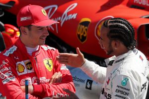 F1 | ルクレール3番手「予選での弱点を克服しつつある。明日はストレートでの速さを武器に、メルセデスの前に出たい」:フェラーリ F1フランスGP土曜