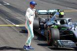 F1 | ボッタス予選2番手「最後の最後にルイスに負けた。決勝で挽回したい」:メルセデス F1フランスGP土曜