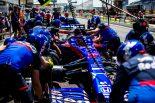F1 | ホンダF1本橋CEがスペック3のセッティングを解説:「レース現場ではエネマネのチューニングを最適化していきます」