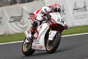 MotoGP | 終盤で後続を引き離す名越哲平(MuSASHi RT HARC-PRO.)