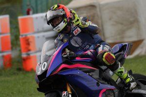 MotoGP | 転倒を喫した長尾健吾(NCXXRACING&善光会 TEAMけんけん)は再スタートを切って26位でチェッカーを受けた