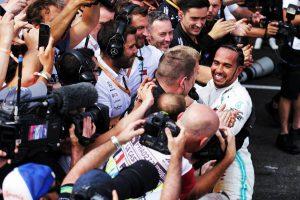 F1 | F1第8戦フランスGP決勝:ハミルトンが圧巻の4連勝。孤軍奮闘のフェルスタッペンは4位入賞