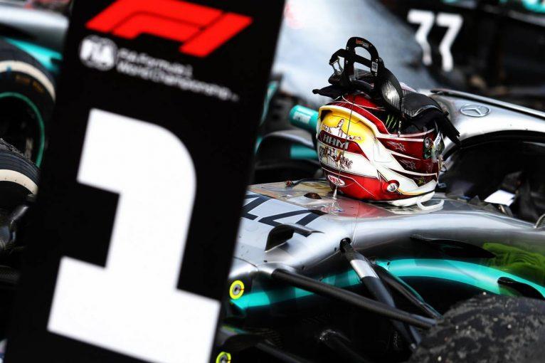 "F1   ""勝率75%""でシーズンを席巻。最速ハミルトンの孤独な戦い【今宮純のF1フランスGP分析】"