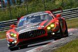 メルセデスAMG・チーム・ブラックファルコンの3号車