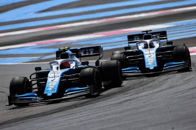 2019年F1第8戦フランスGP ロバート・クビサ(ウイリアムズ)