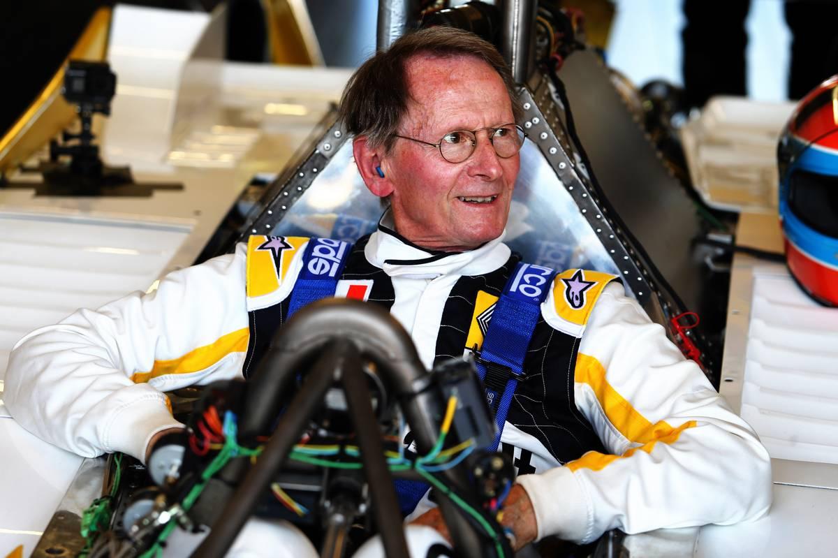 元F1ドライバーのジャン=ピエール・ジャブイーユ