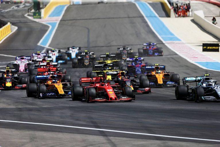 F1 | F1オーストリアGPのタイヤ選択が明らかに。トップ3の戦略が別れるなか、フェラーリは保守的な戦略に