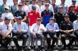 2019年F1第8戦フランスGP 80歳になったジャッキー・スチュワートを祝福