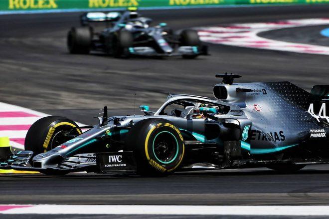 2019年F1第8戦フランスGP ルイス・ハミルトン(メルセデス)