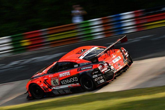 KONDO RACINGの45号車ニッサンGT-RニスモGT3