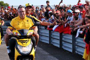F1 | 4台バトルでレースを盛り上げたリカルドにダブルペナルティ、入賞圏外に降格。「後悔はない。皆が楽しんでくれたならうれしい」