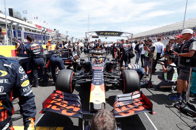 F1   レッドブル・ホンダF1密着:明暗分かれたフランスGP。フェルスタッペンはフェラーリに割って入る4位、ガスリーはペース不足に苦戦