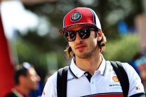 F1 | ジョビナッツィ「レース前から妥協を強いられたが、競争力を証明できたのでこれを維持したい」アルファロメオ F1フランスGP日曜