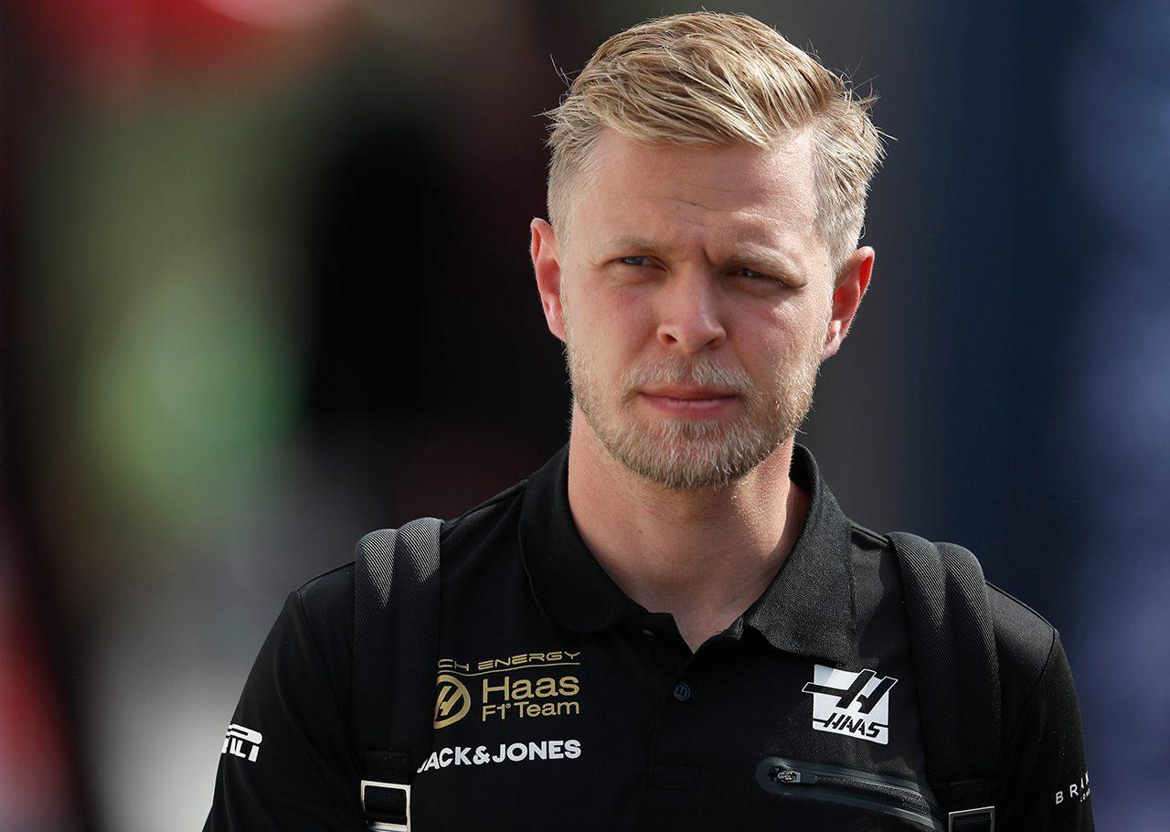 2019年F1第8戦フランスGP ケビン・マグヌッセン(ハース)