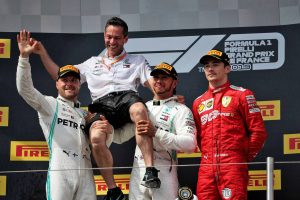 F1 | F1第8戦フランスGP 決勝トップ10ドライバーコメント(2)