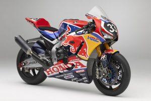 MotoGP | 公開された2019年の鈴鹿8耐を戦うホンダCBR1000RRW