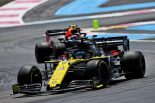 2019年F1第8戦フランスGP ダニエル・リカルド(ルノー)