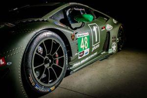 ル・マン/WEC | まるで戦車!? ランボルギーニ・ウラカンGT3が陸軍カラーに。IMSA王者、グレン用の特別カラー公開