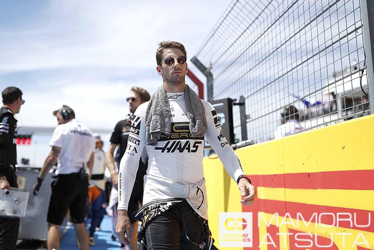 Shots!2019年F1第8戦フランスGP